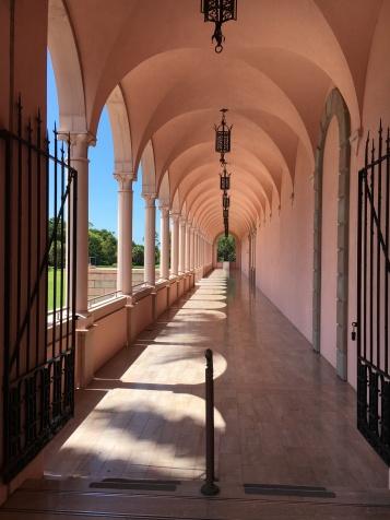 pinkhallway