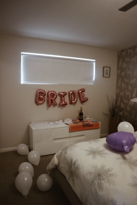 Bachelorette Party- Part II (The Decor)